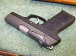 """Ruger in """"Parker"""" with Satin Clear"""